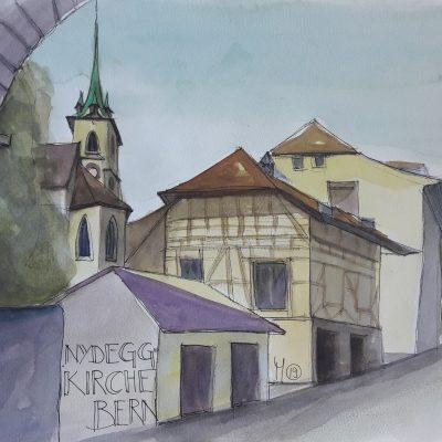 Bern: Nydeggkirche
