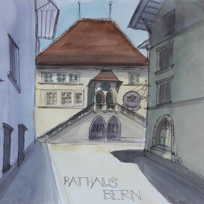 Bern: Rathaus