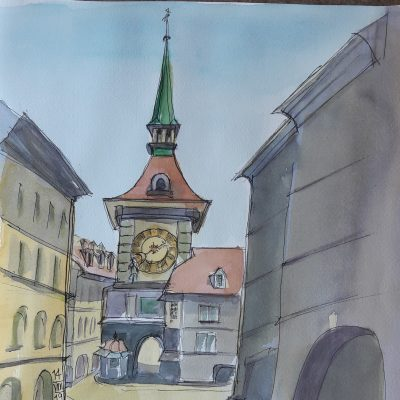 Bern: Zytglogge