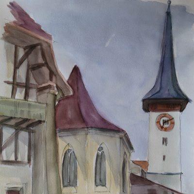 Köniz: Kirchhof