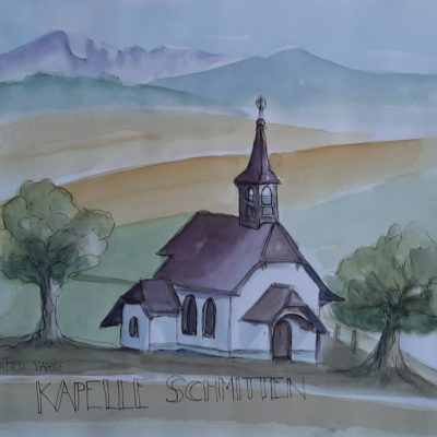 Tafers: Kapelle
