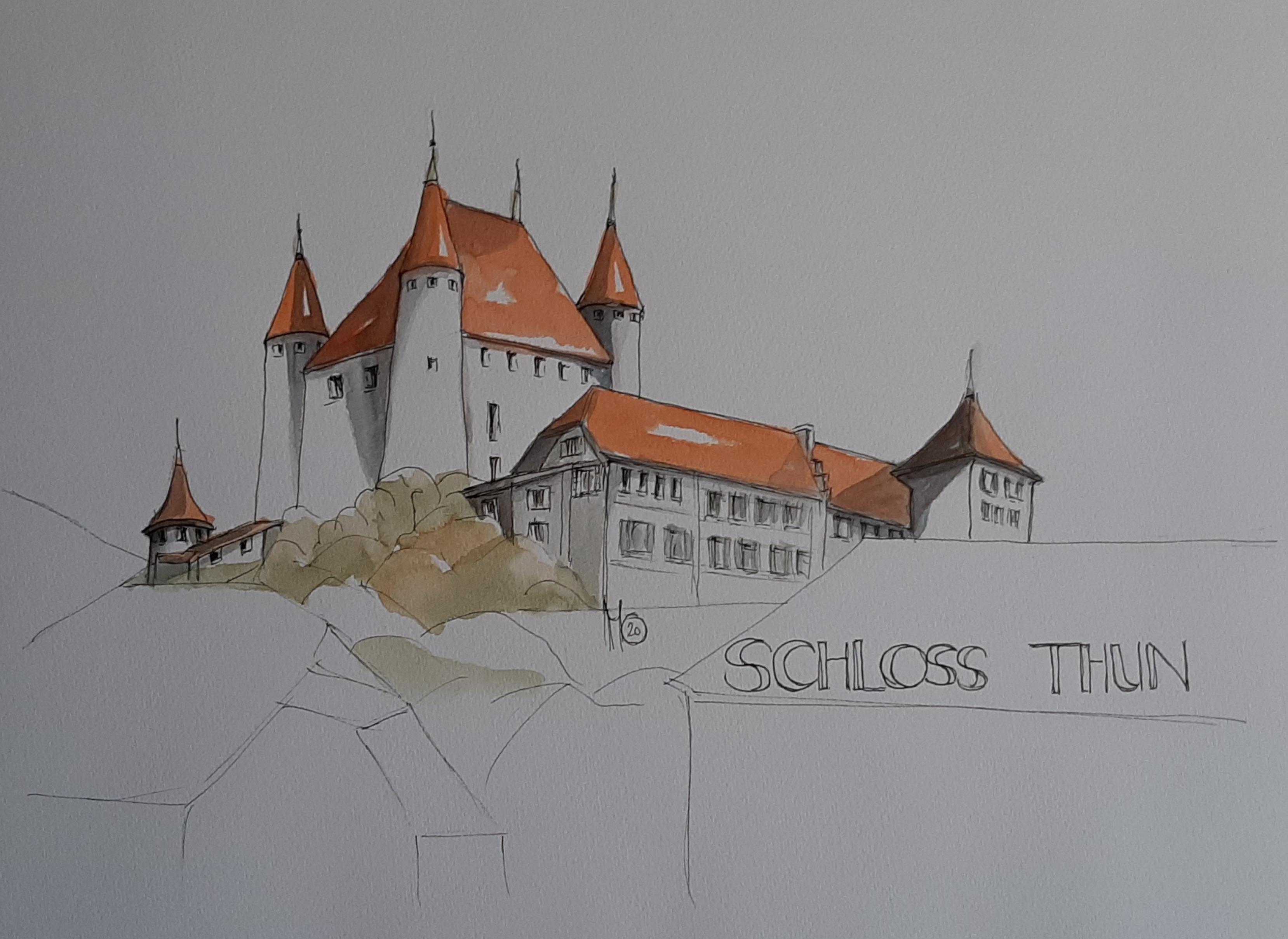 Thun: Schloss