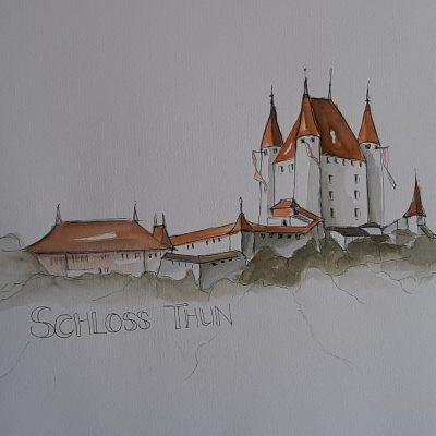 Thun: Schloss 2